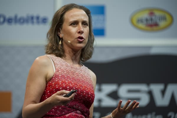 Anne Wojcicki, co-founder and chief executive officer of 23andMe.