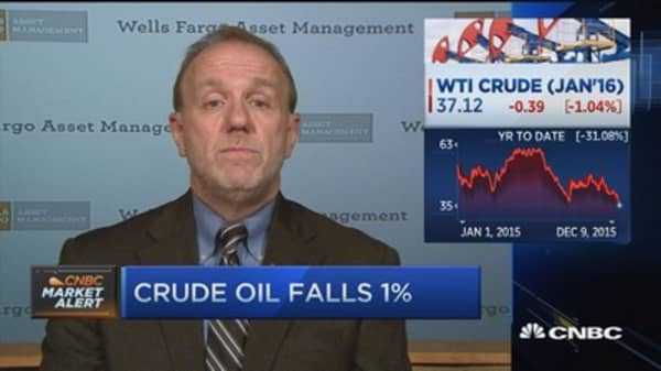 Oil now barometer of global growth: Paulsen