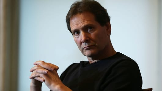 PayPal Chairman and CEO Dan Schulman