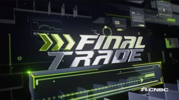 Fast Money Final Trade: DOW, BBY, YHOO & LGF