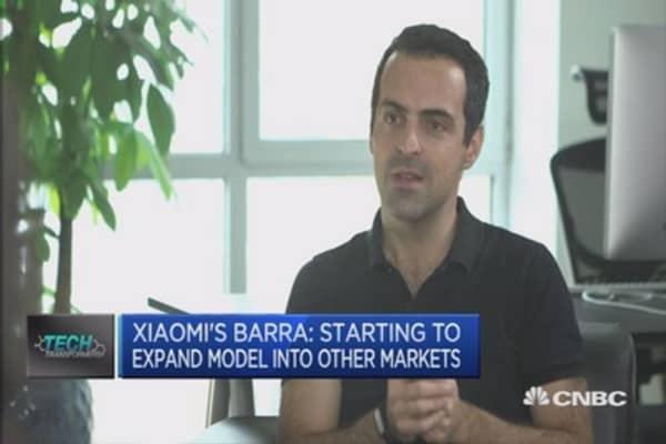 India has been a runaway success: Xiaomi VP