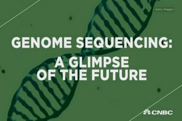 Genome sequencing: A glimpse of the future