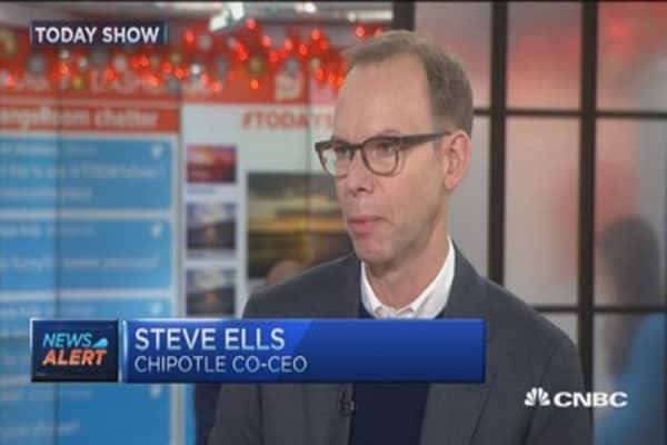 Chipotle CEO apologizes for E-coli outbreak