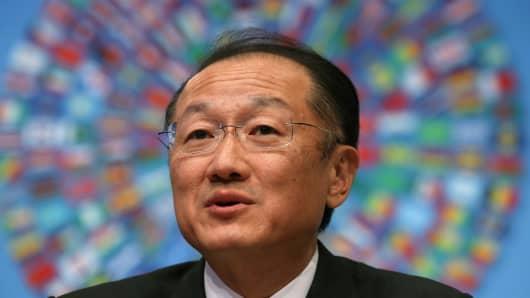 Jim Yong Kim, World Bank President
