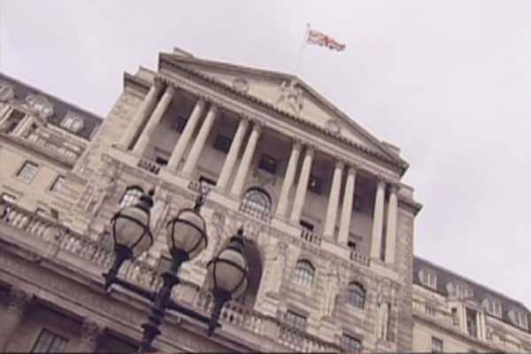BoE holds rates amid concerns