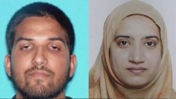 San Bernardino shooters talked about martyrdom before they met