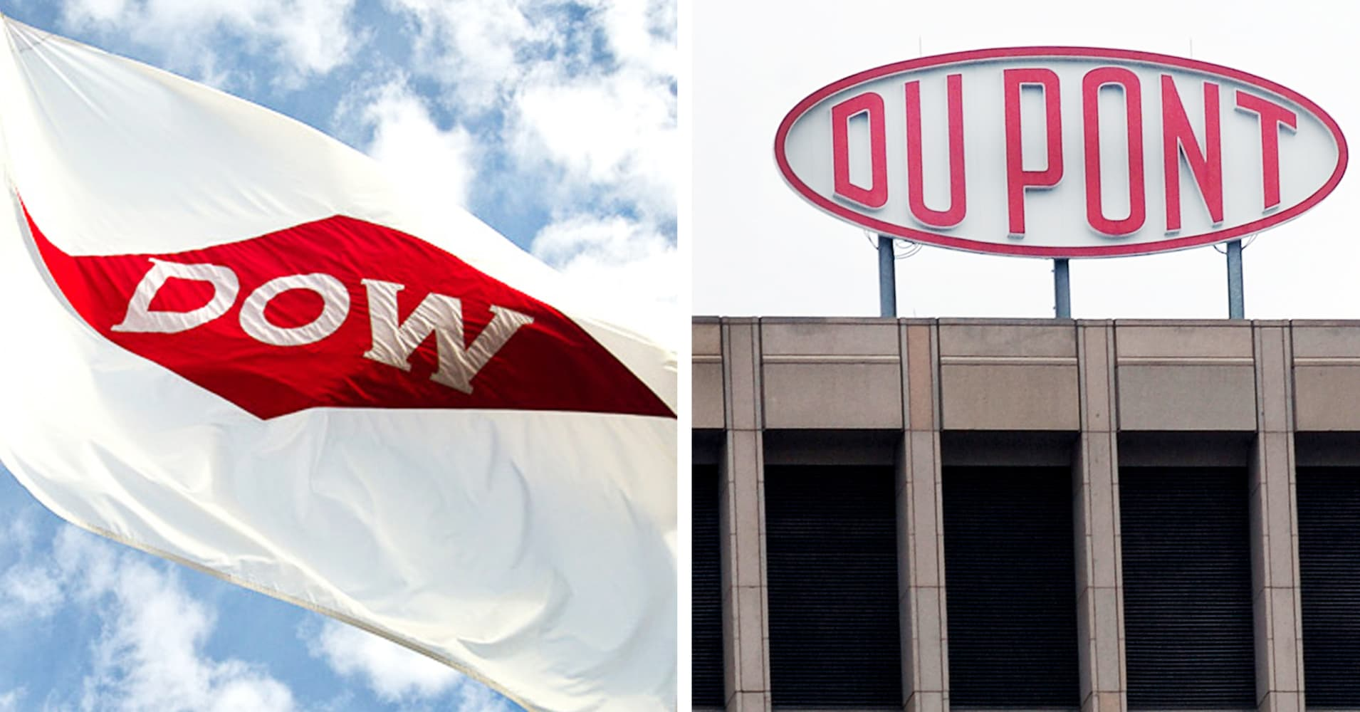 Dow Dupont Complete Planned Merger To Form Dowdupont