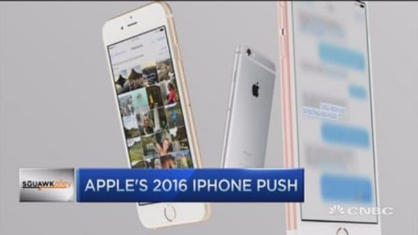 Apple's 'huge lever'