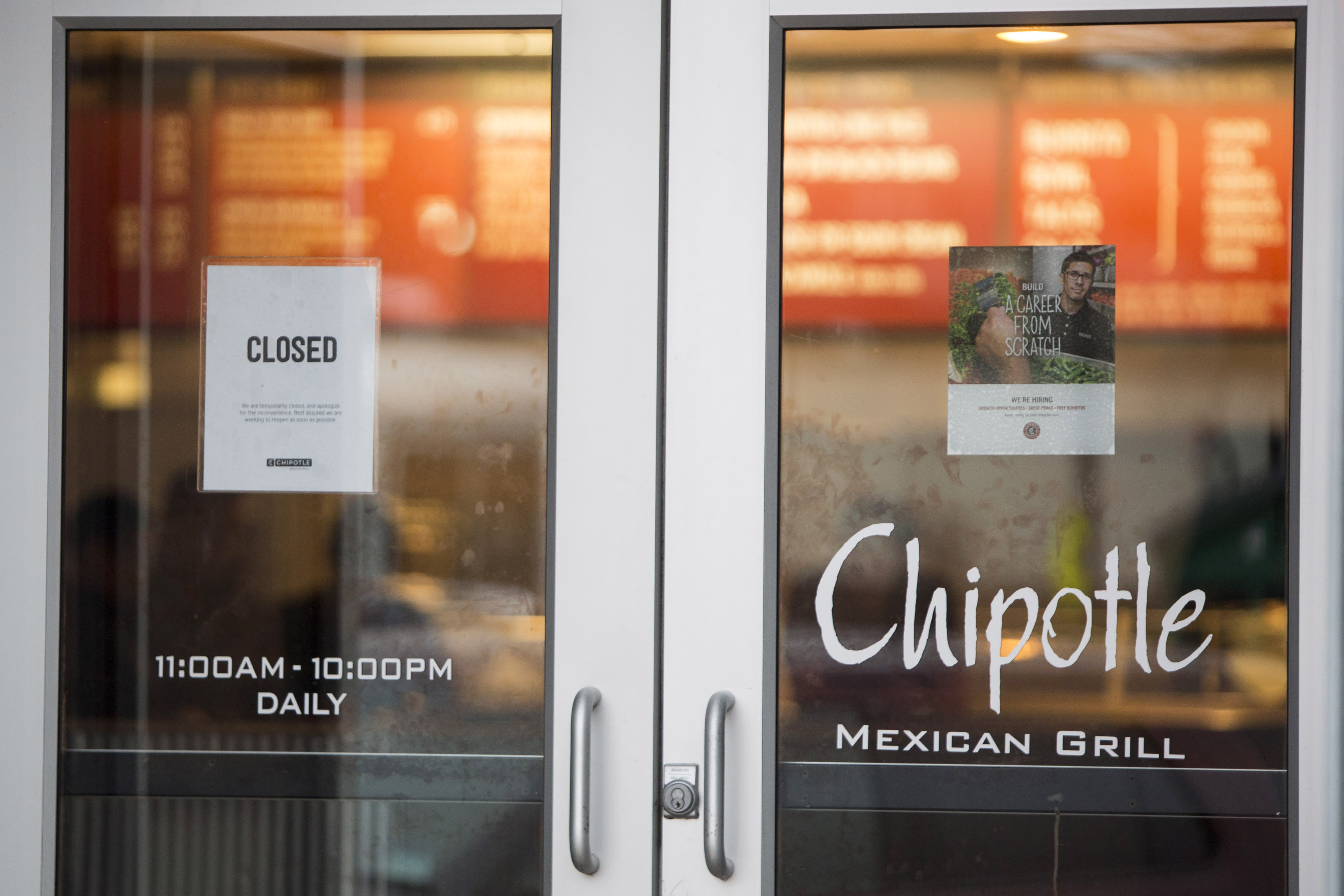 Chipotle To Close All Stores For One Day In February - Map of chipotle locations in the us
