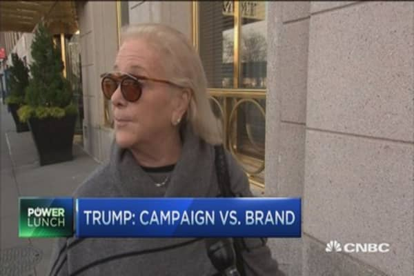 Is Donald Trump hurting his brand?