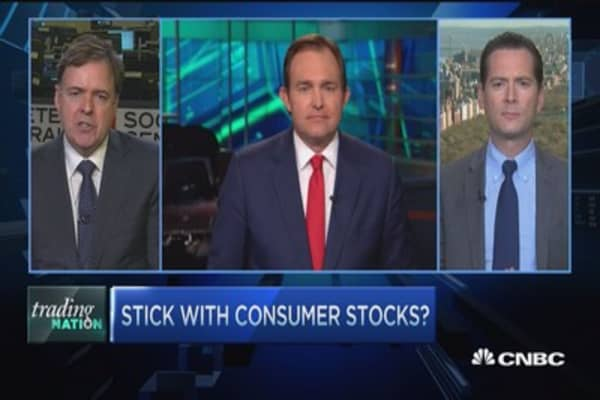 Bet on consumer discretionary again in 2016?