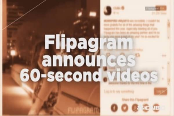 Flipagram CEO tries to flip the switch on growth
