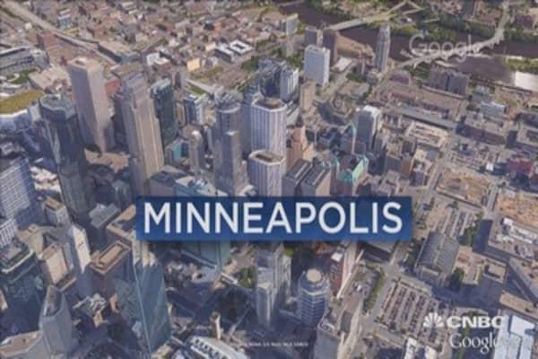 Power House: Minneapolis