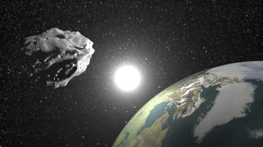 A NASA engineer says asteroid is best way to build Death Star.