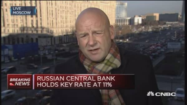 Russia's economy is really struggling: CIO