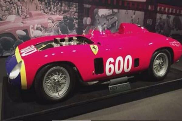 1956 Ferrari fetches $28M at auction