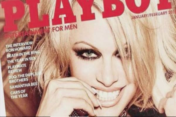 Here's why Playboy is covering up