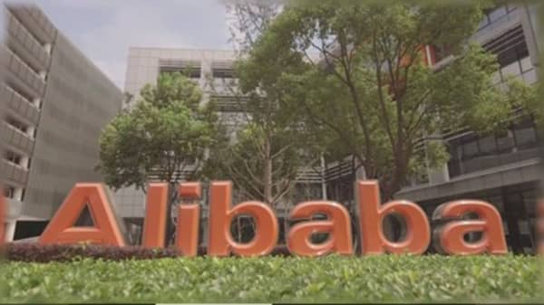 Alibaba's payment service launches in Europe