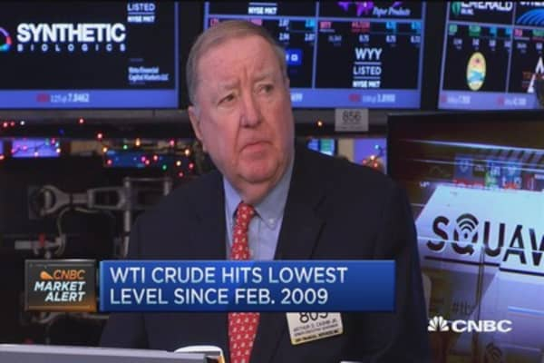 Cashin: Technicals 'not very good at all'