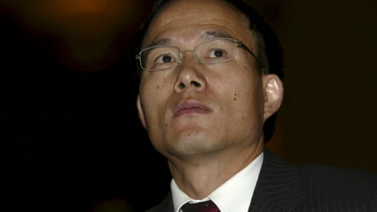Guo Guangchang, Chairman of Fosun International.