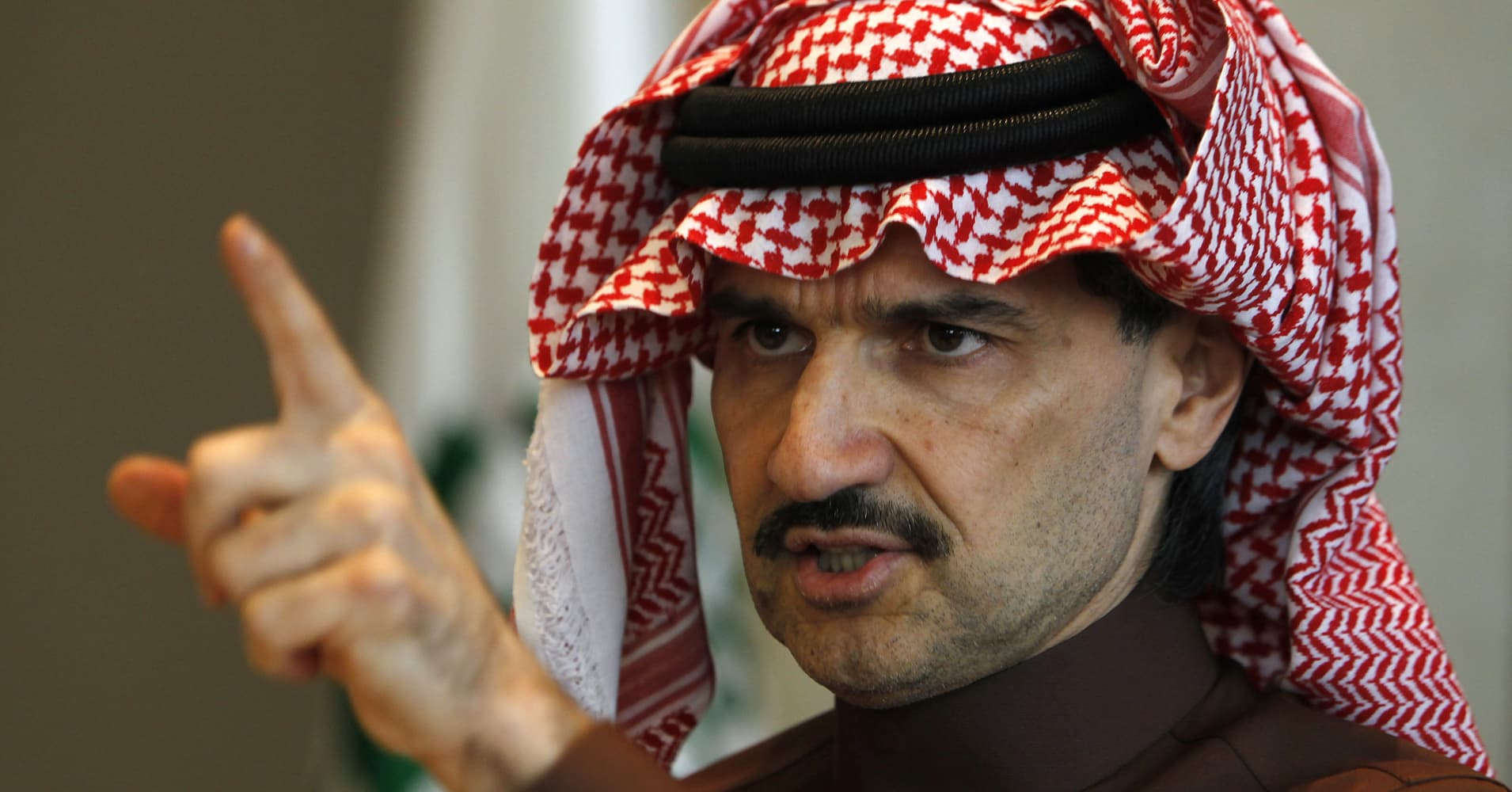 Billionaire Saudi Prince Alwaleed said he invested in Lyft because he thought Uber too expensive