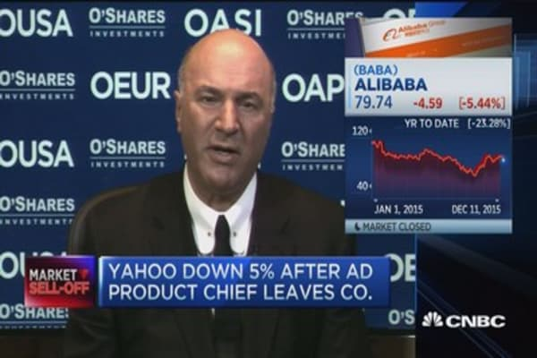 How to approach Yahoo: Kevin O'Leary