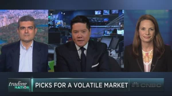 Safe stocks in a volatile market