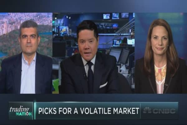Safe stocks in a volatile market