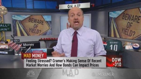 Cramer: Distressed debt has me distressed