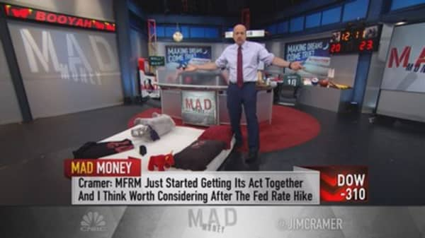 Cramer: My off-the-radar play on housing formation