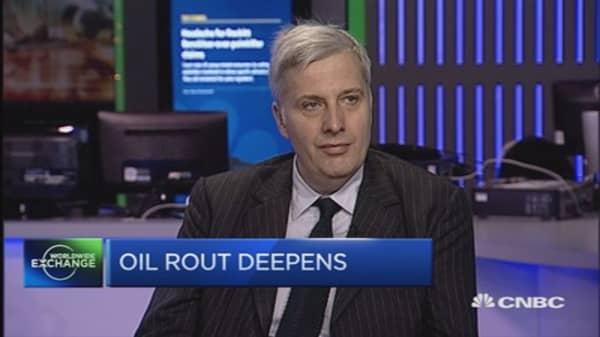 Weak oil good for consumers