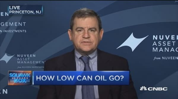 Oil is key to market stability: Bob Doll