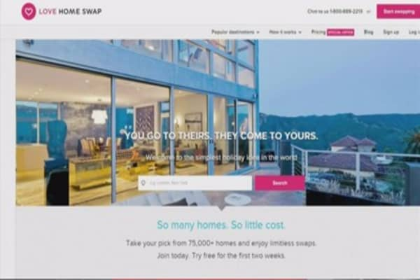 Love Home Swap buys rival to expand