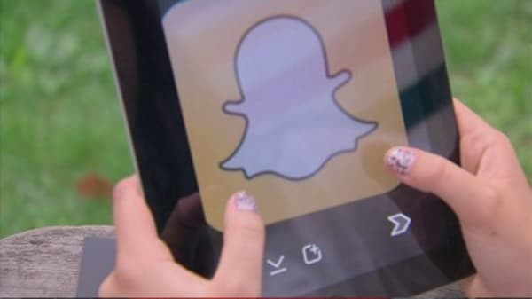 More advertisers flocking to Snapchat