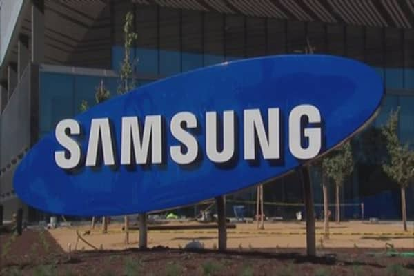 Samsung tries to topple IBM in US patent wars