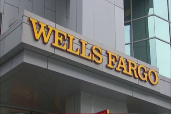 Wells Fargo warns of 'stresses' in its energy portfolio