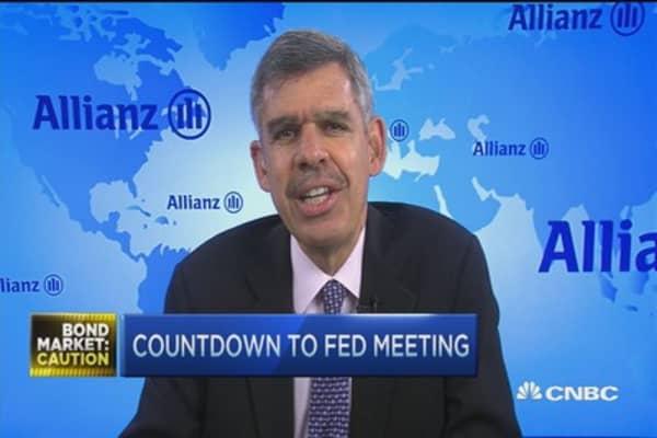El-Erian: Fed will hike, but stress dovish path