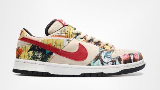 "(Nike) Dunk Low Pro SB ""Paris""- $11,000"