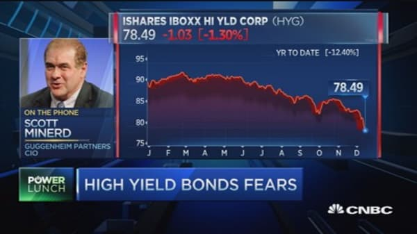 More bond fund liquidations on the way?
