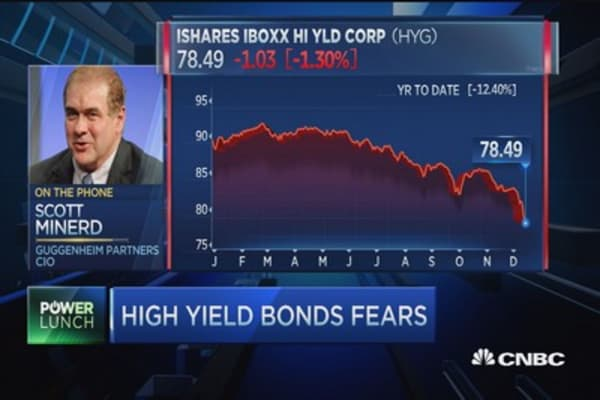 More bond fund liquidations on the way?