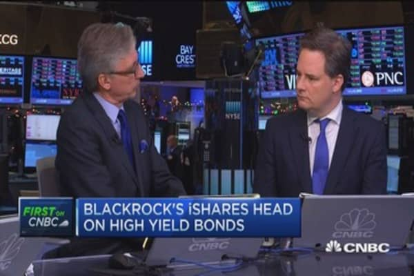 Blackrock: What you need to know about high yield bonds