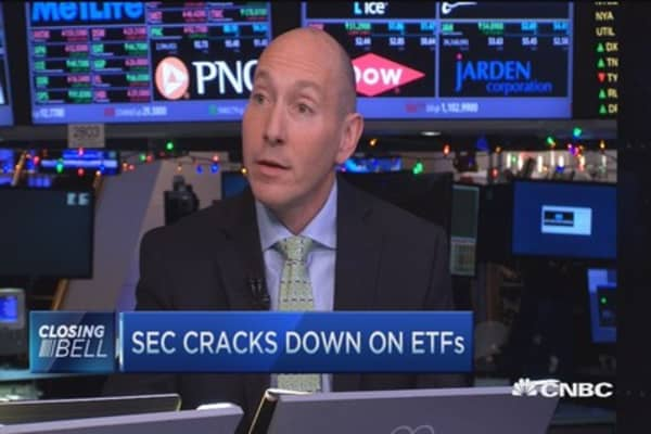 SEC's new ETF plan