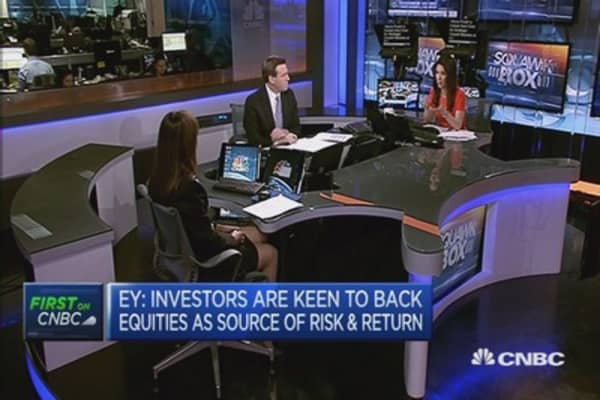 Fed hike will not dent IPO market: EY vice chair