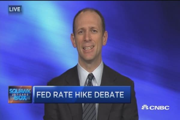 Rate hike... good or bad for economy?