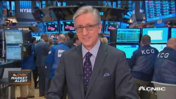 Pisani's market: Energy, financials lead rally