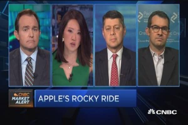 Has Apple turned rotten?