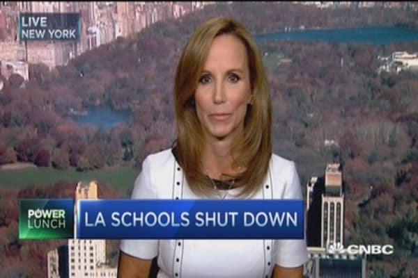 Did LA schools overreact?