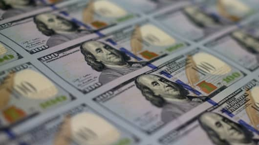 United States dollar bounces back after hitting long-term lows, bolstered by U.S. data