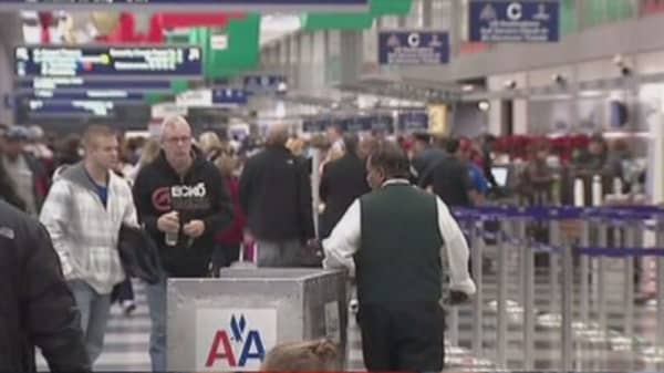 Travelers are enjoying airports more