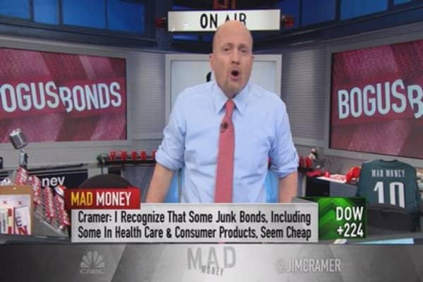 Cramer: Beware of debt merchants bearing gifts